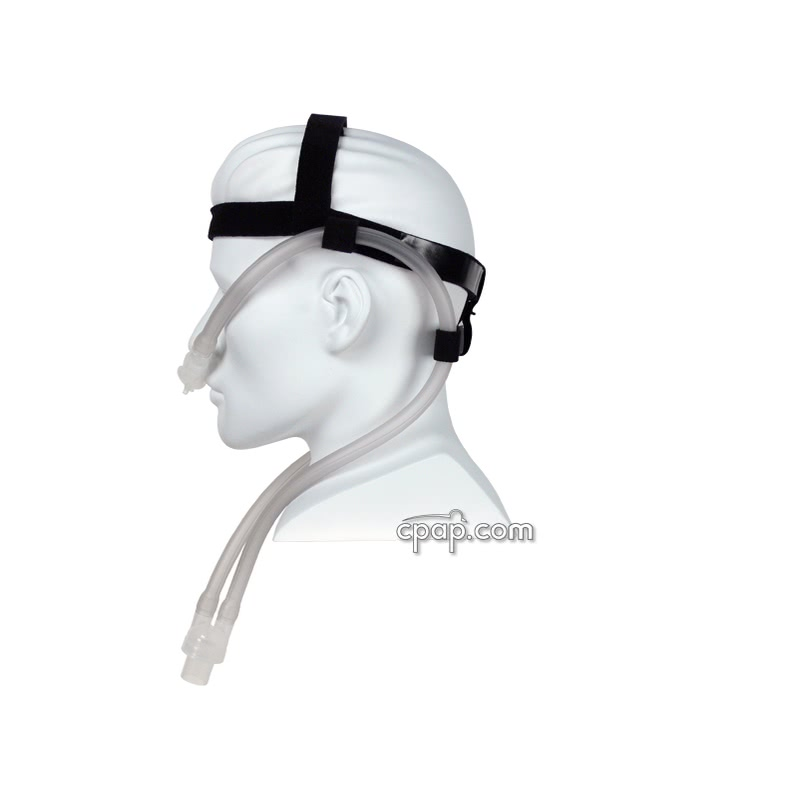 Cpap Com Nasal Aire Ii Prong Cpap Mask With Headgear